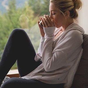 🍋 Lululemon Cabin Yogi Wrap Sweater